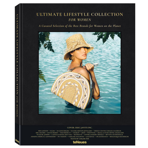 Coffee Table Book | Ultimate Lifestyle Collection for Women