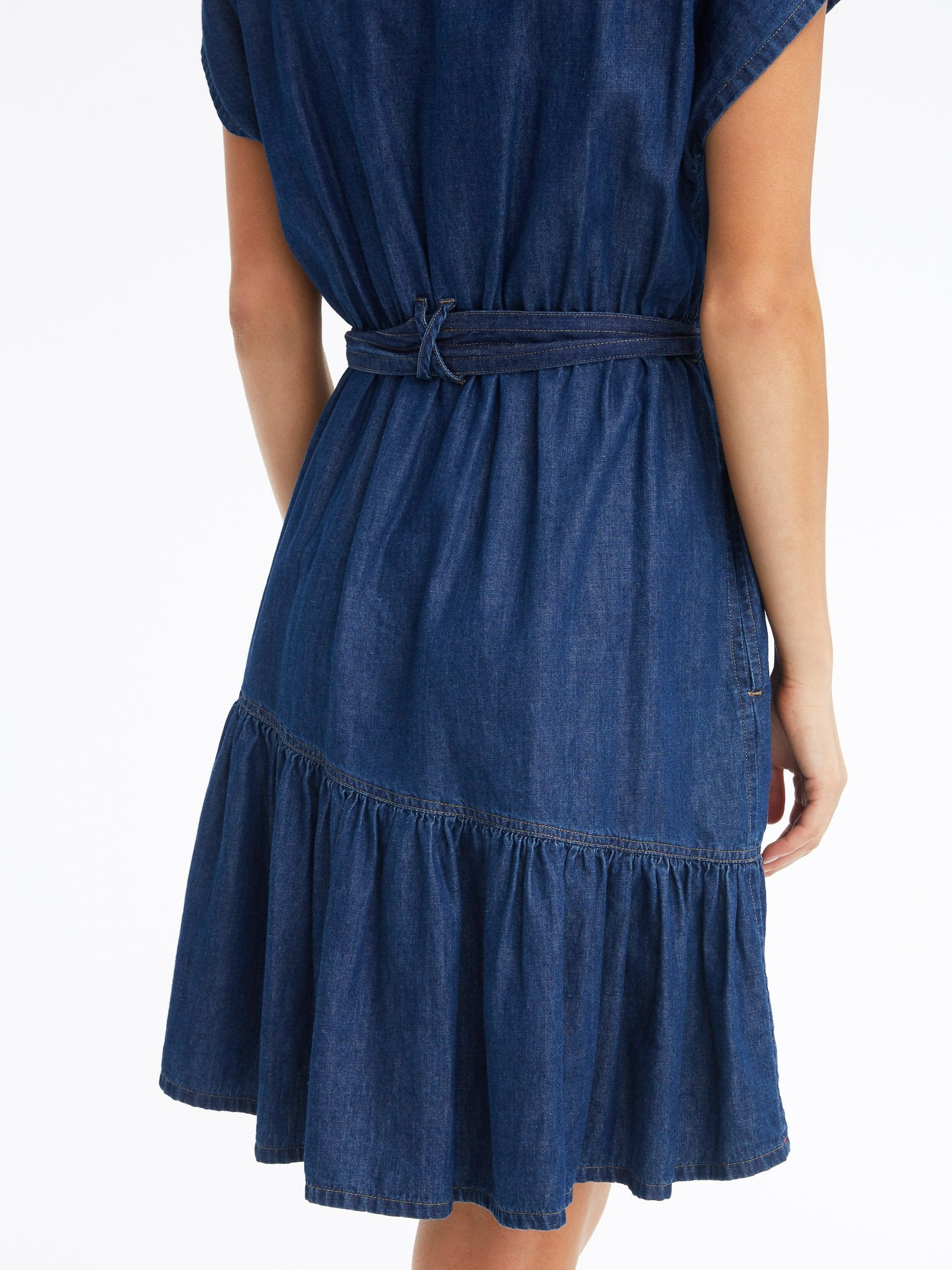 Dani Dress | Blue Chip