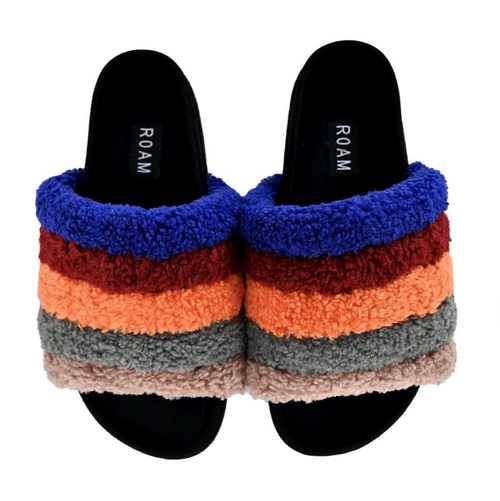 Brite Pillar Slippers