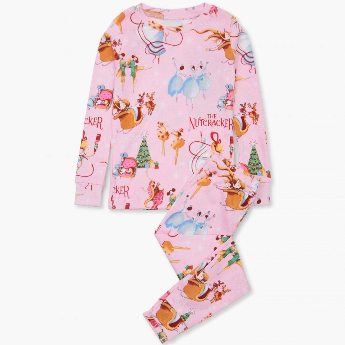Nutcracker PJ/Book Set