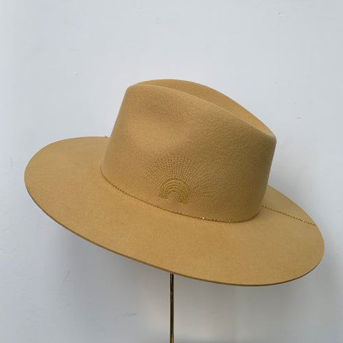 Selhia Hat | Yellow