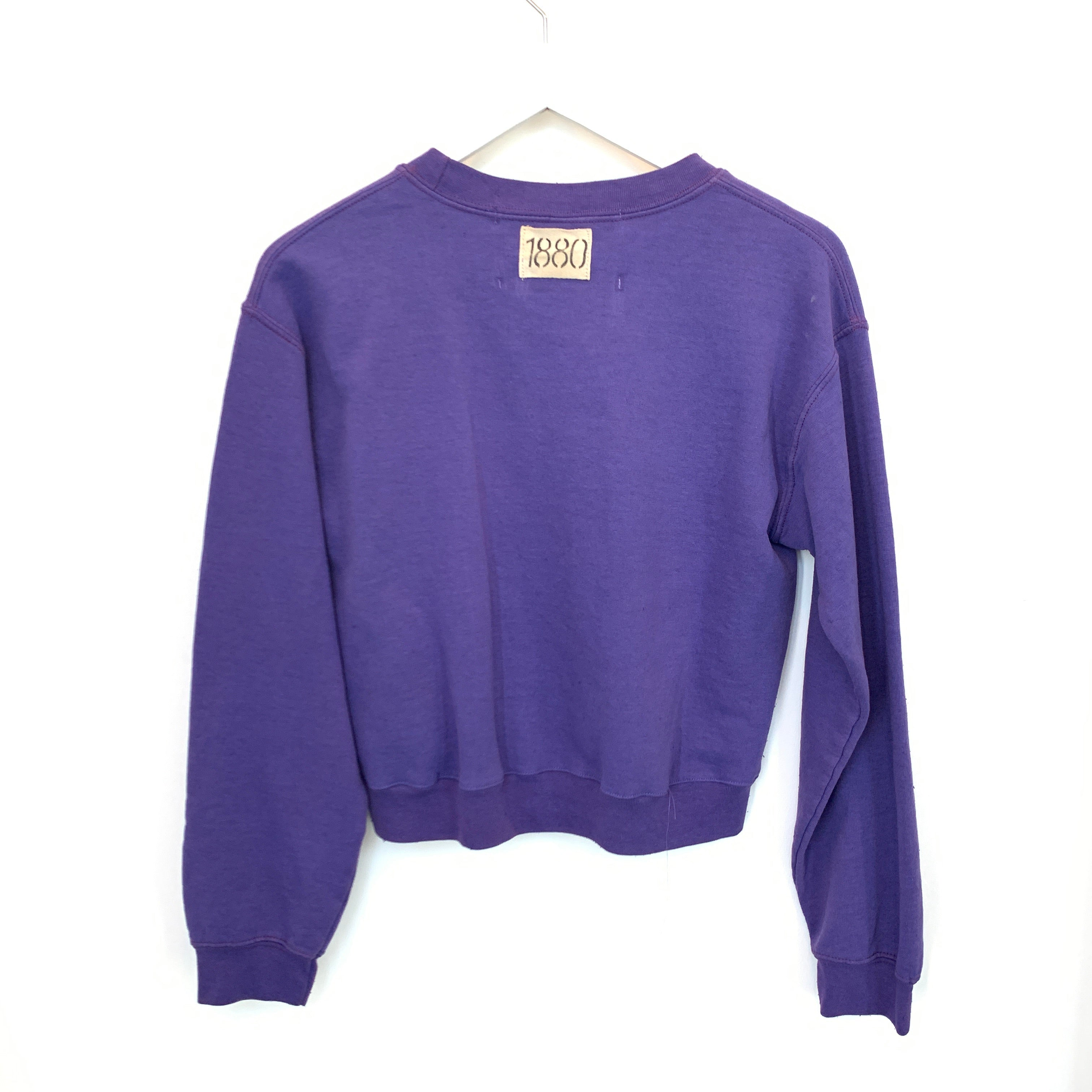Remember Kobe Sweatshirt | Purple