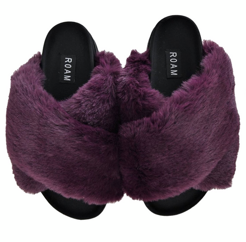 Cloud Slippers | Cloud Berry