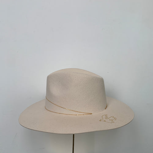 Lucia Hat | Off White