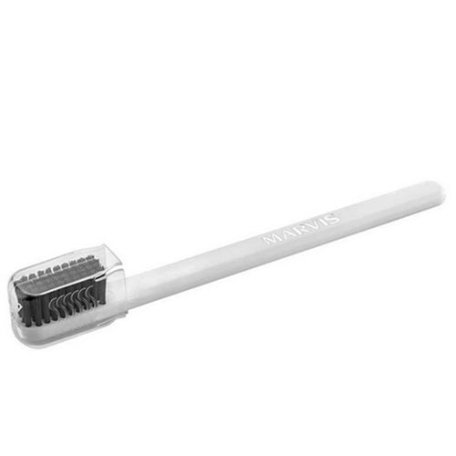 Soft Bristle Toothbrush | White