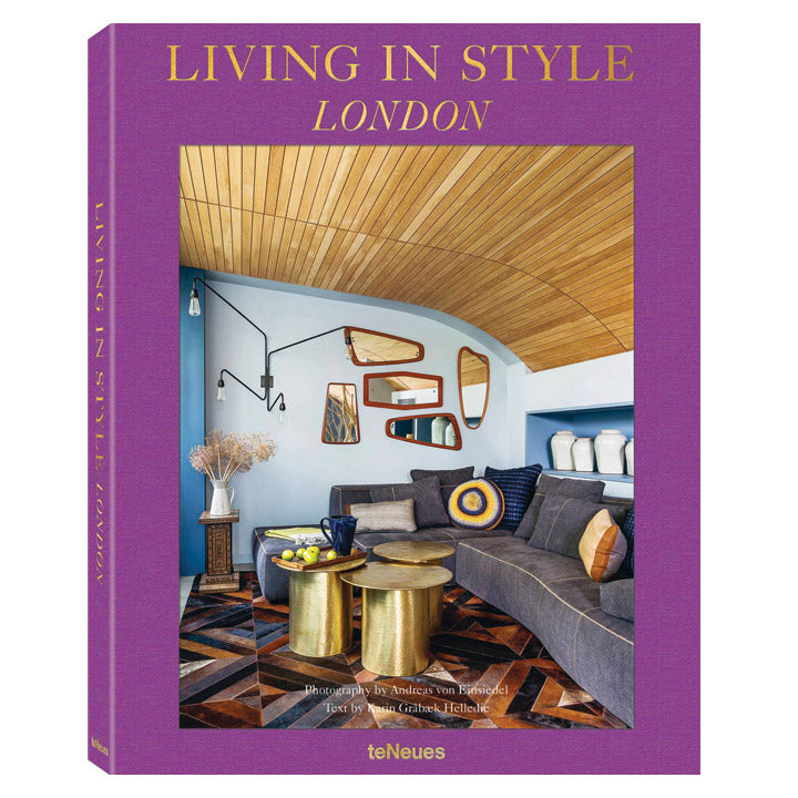 Coffee Table Book | Living in Style London