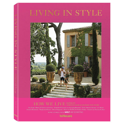 Coffee Table Book | Living in Style