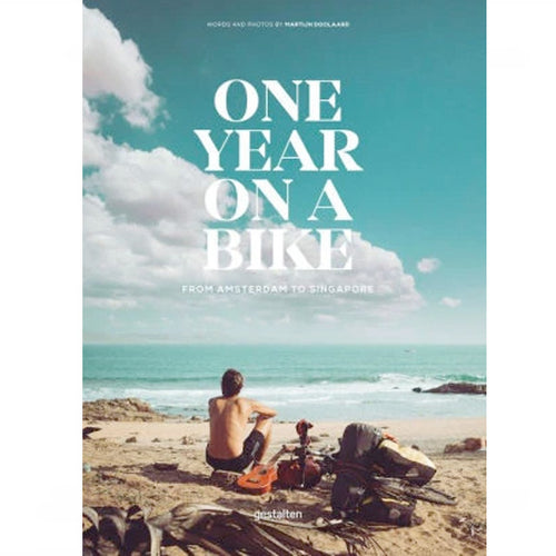 Coffee Table Book | 1 Year on a Bike