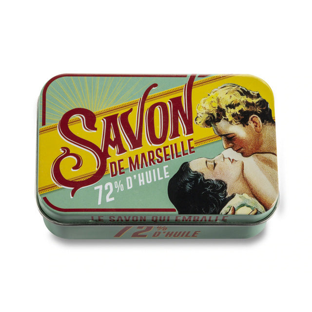 Verveine Soap Tin | The Kiss
