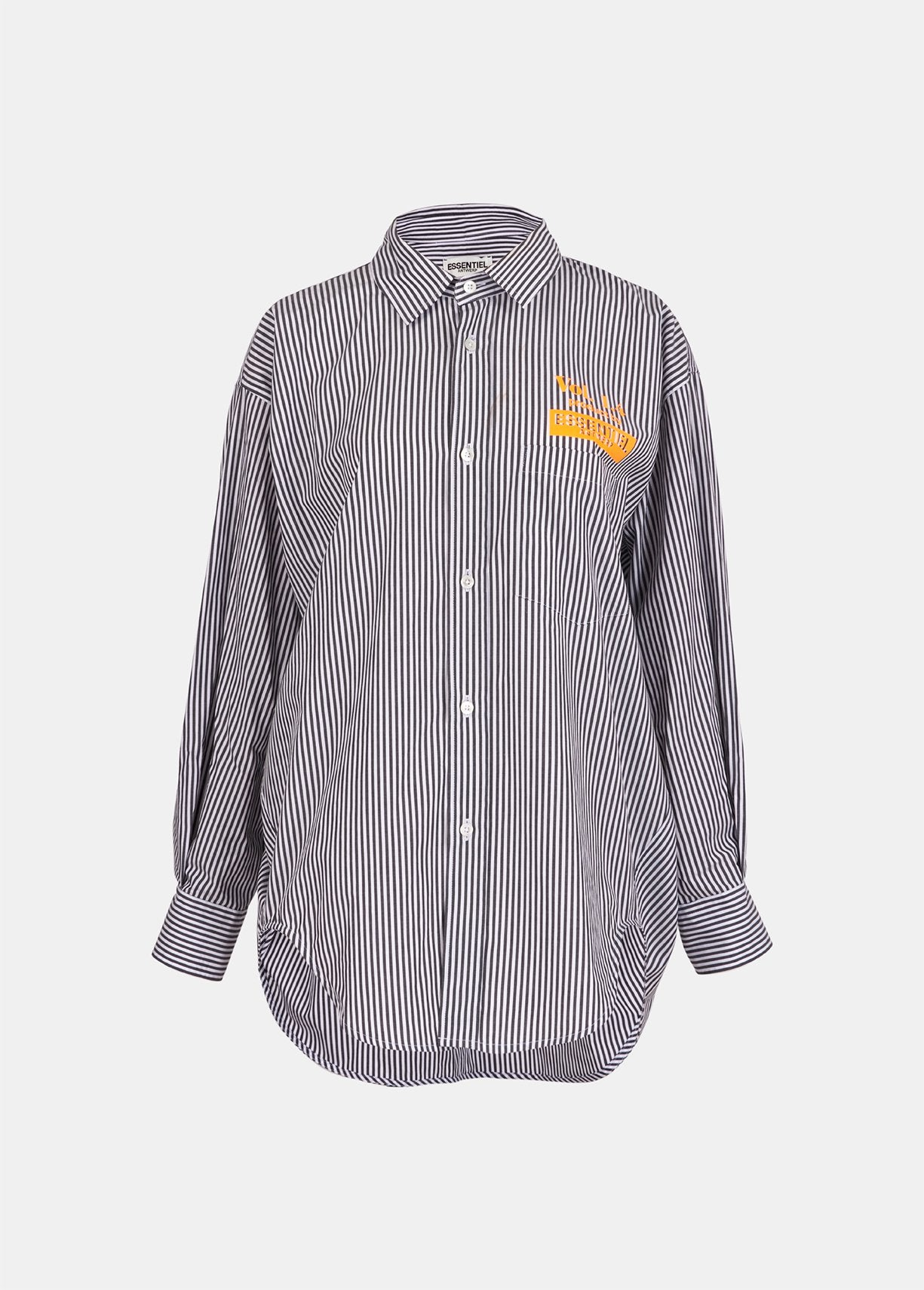 Vosiris Button Down Shirt | Grey