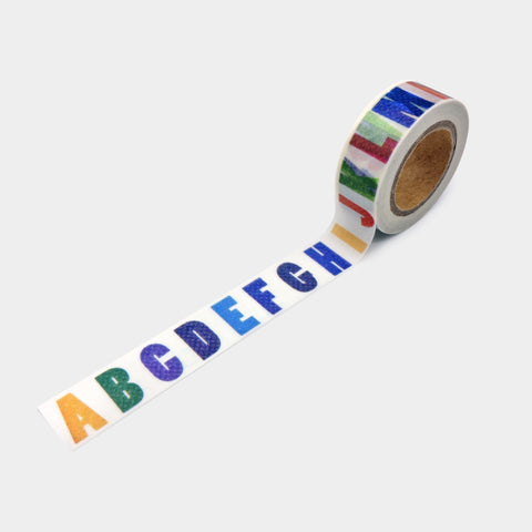 Colorful Alphabets (WT-481)