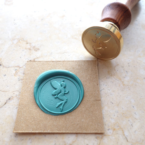 Fairy - Wax Sealing Stamp Set