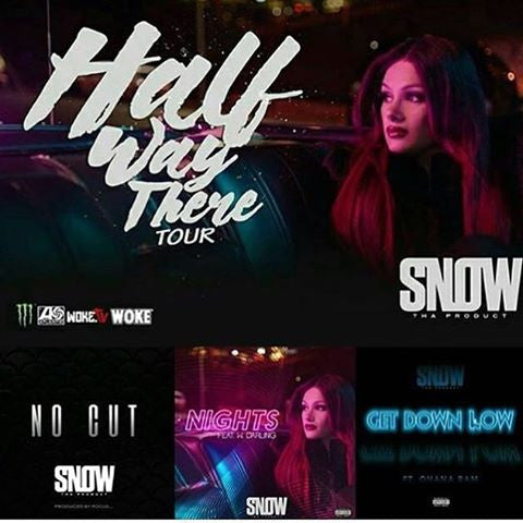 Snow Tha Product Drops Two New Tracks- SINGLE ANNOUNCED