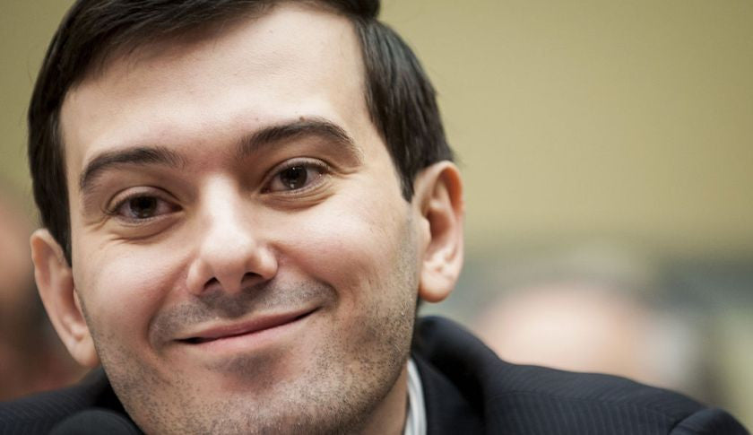 Martin Shkreli (Dude that bought WuTang album for $2mil) Offers Kanye $10 Million for his!?