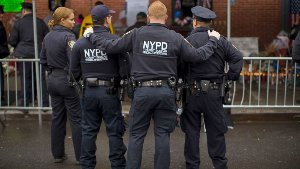 """The NYC Police Department is a Whore Trying to Act Like a Lady"""
