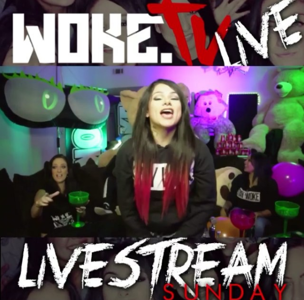 Snow Tha Product and The Wokes LiveStream Sunday!