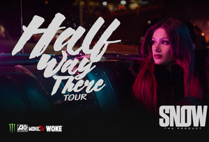 Snow Tha Product, Half Way There Tour Tickets Now Available!