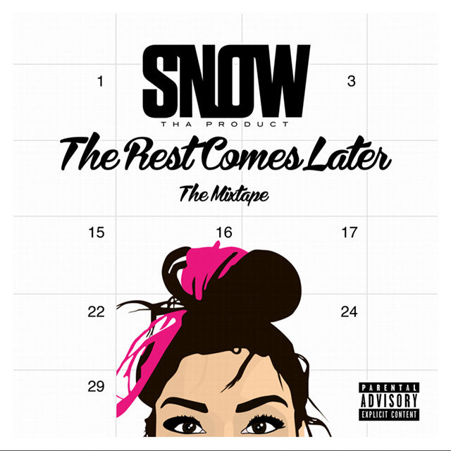 "Snow Tha Product Releases, ""The Rest Comes Later"""