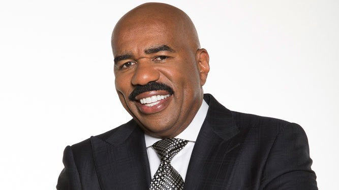 """You Gotta Jump"" Steve Harvey is #Woke"