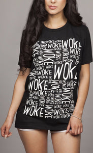 Woke All Over Tee - WOKE - 1