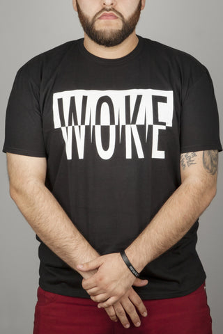 Black Woke LN Shirt - WOKE - 1