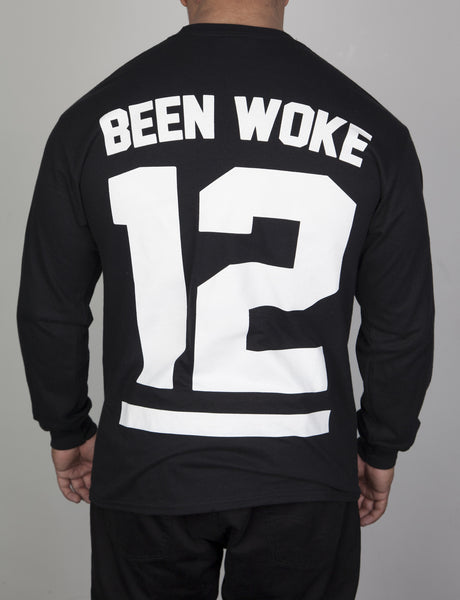 Been Woke Long Sleeve Shirt - WOKE - 2