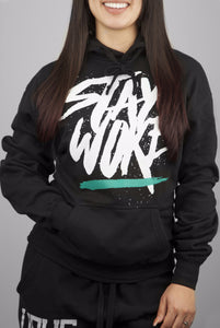 Stay Woke Limited Edition Hoodie - WOKE