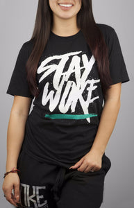 Stay Woke Limited Edition Tee - WOKE