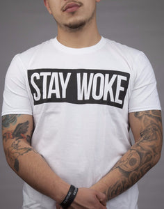 Stay Woke Shirt - WOKE