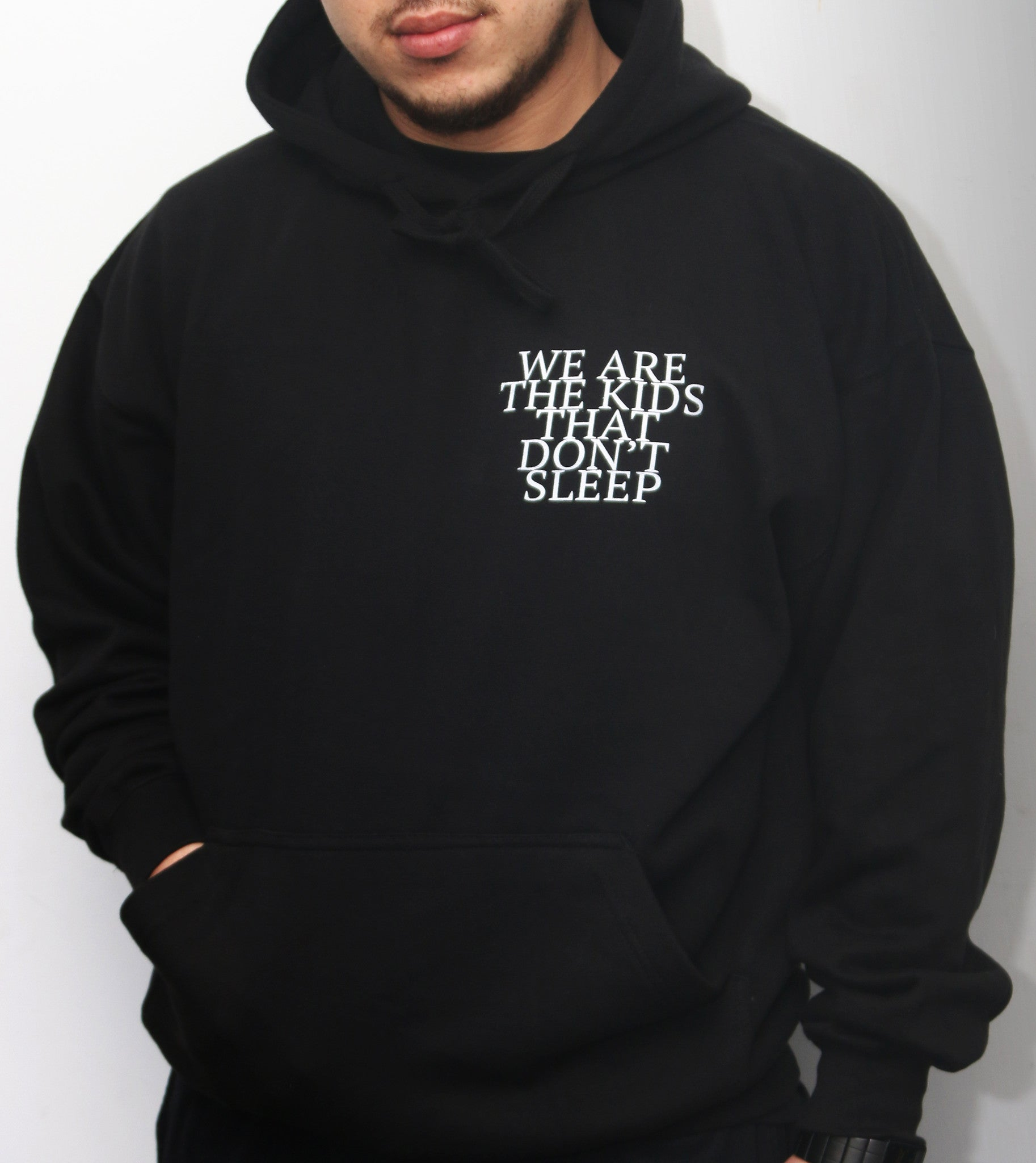 We Are The Kids Hoodie - WOKE