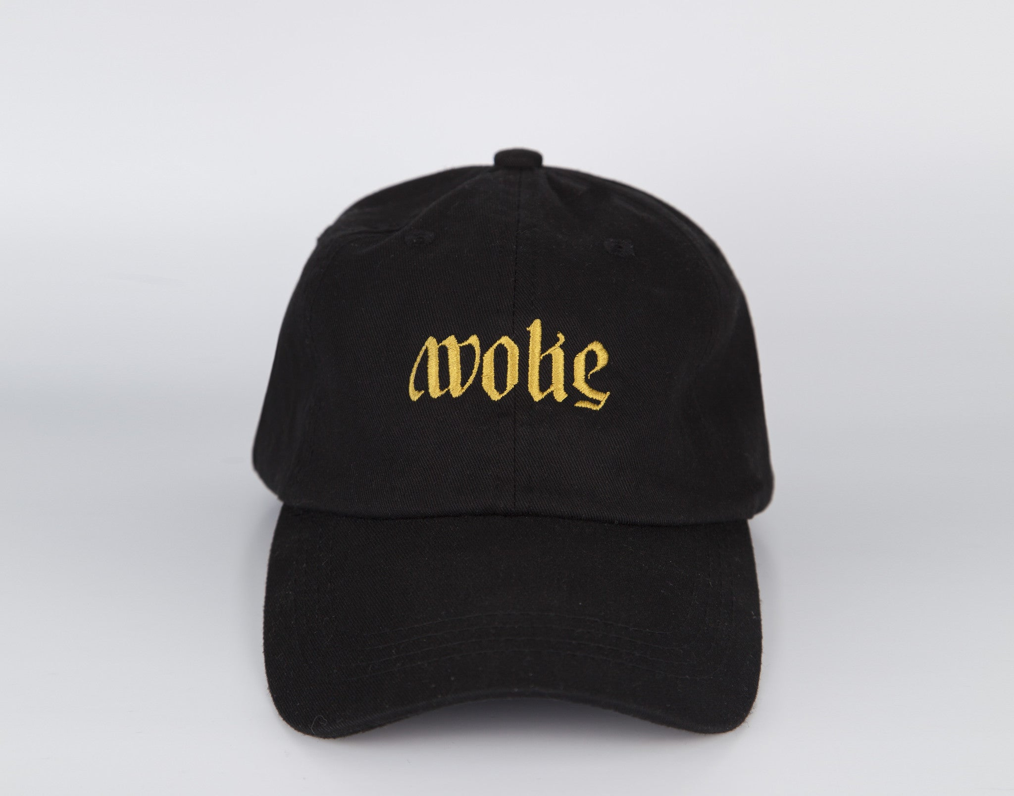 WOKE x SNOW Polo Hat