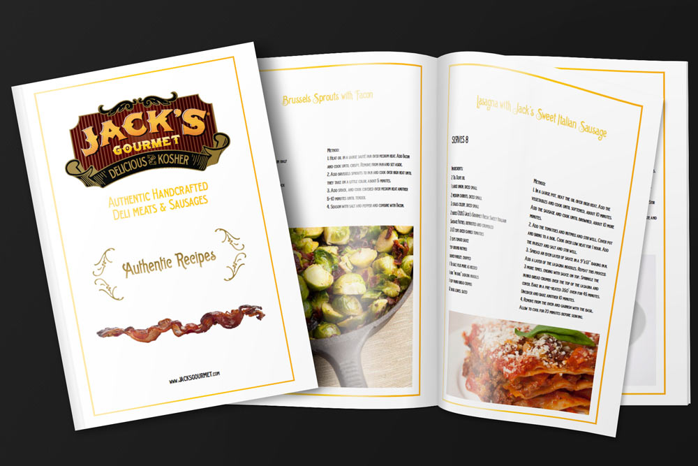 Jack's Gourmet Recipes