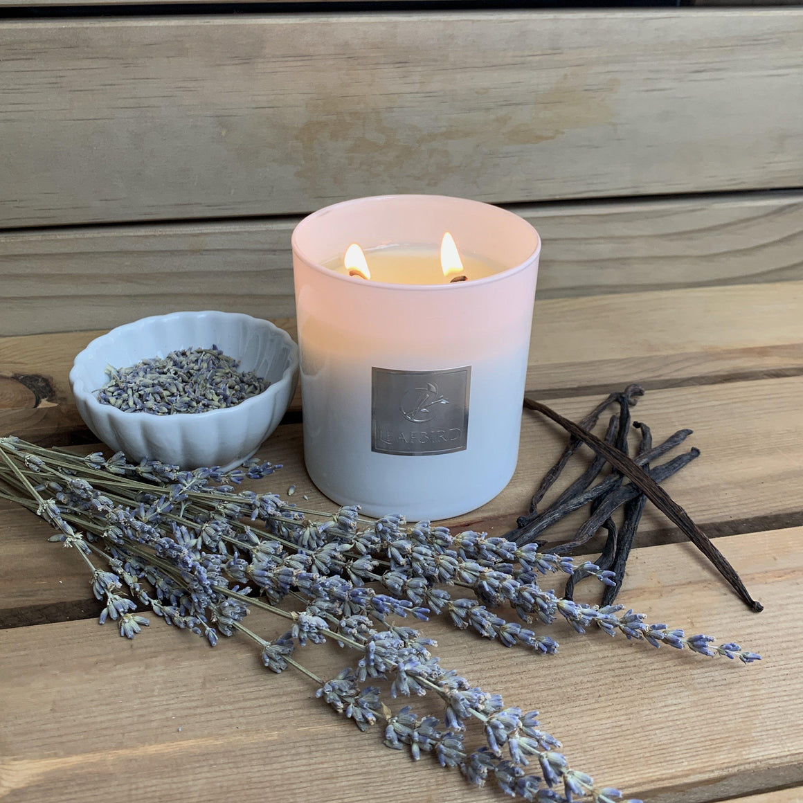 Soy Candle - Lavender Vanilla