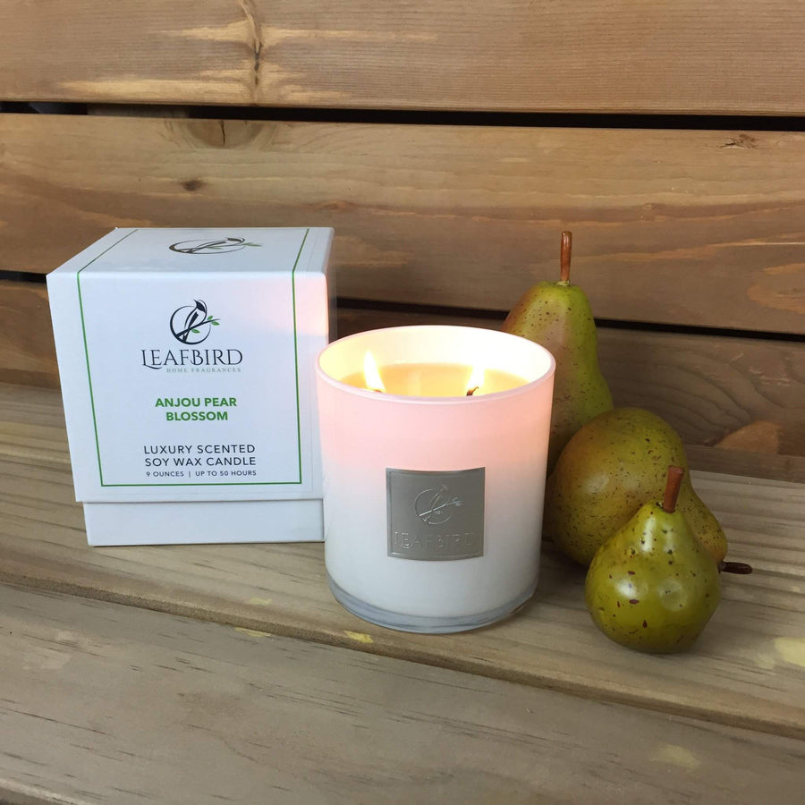 Soy Candle - Anjou Pear Blossom-