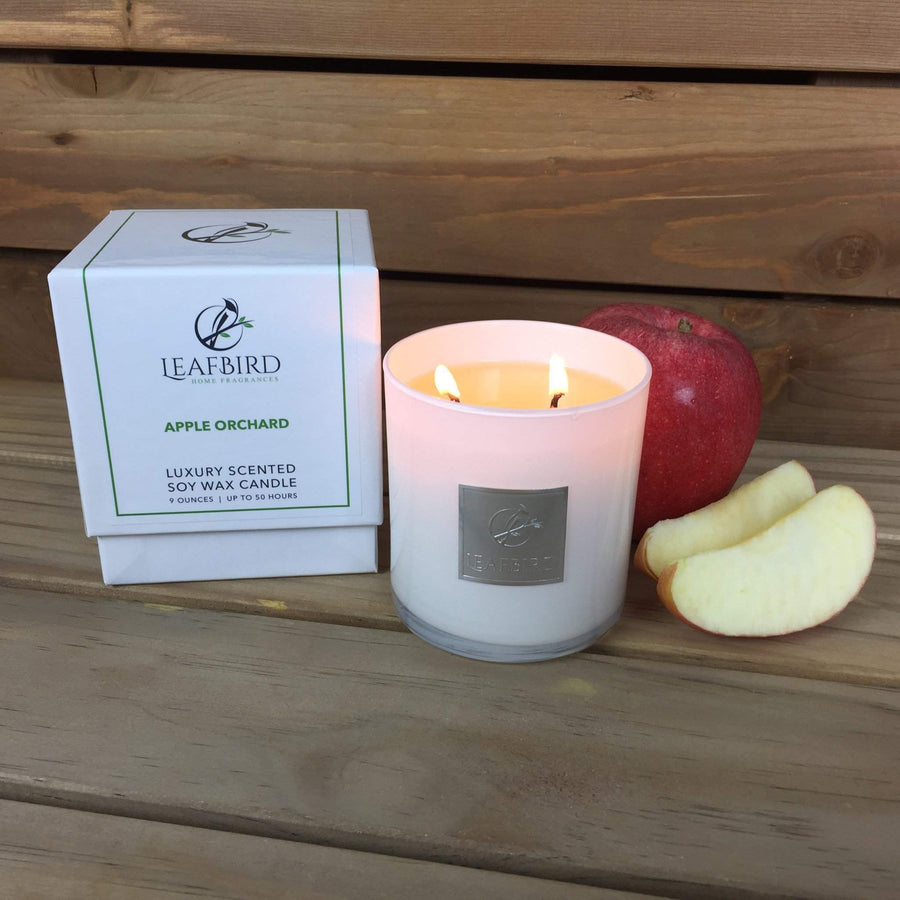 Soy Candle - Apple Orchard-