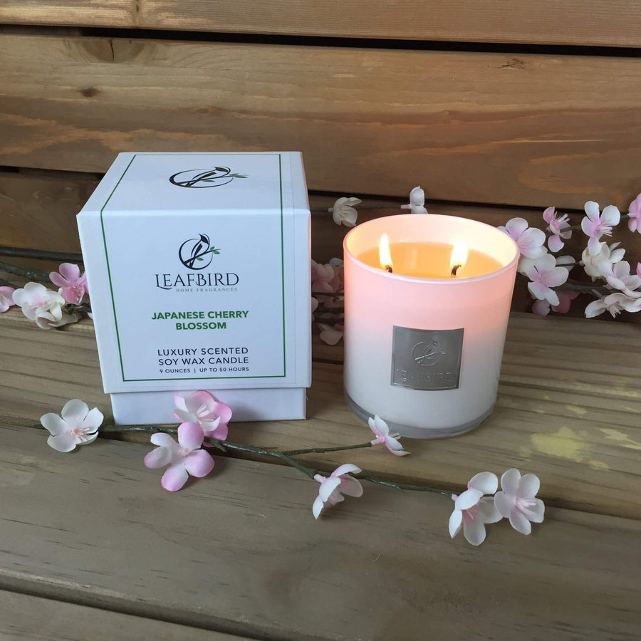 Soy Candle - Japanese Cherry Blossom-