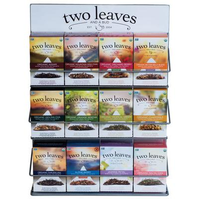 Two Leaves Organic Tea