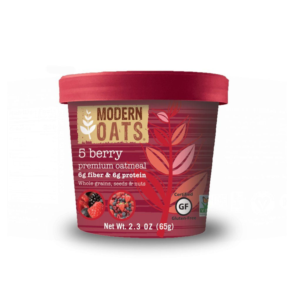 Modern Oats - 5 Berry