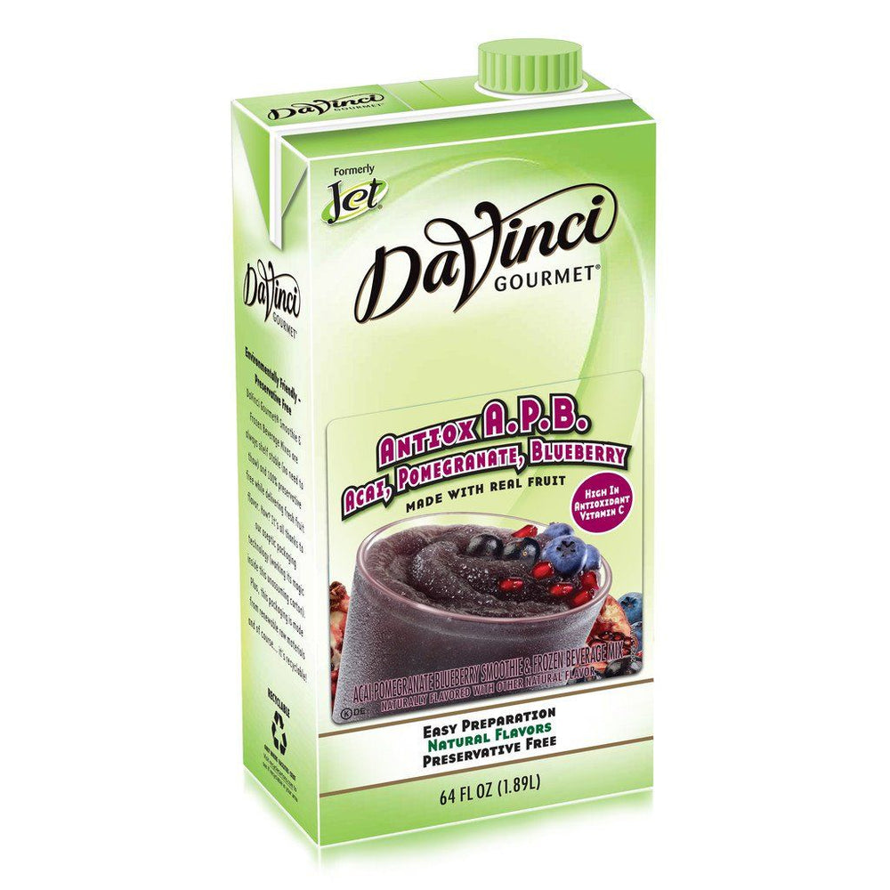 DaVinci Gourmet Classic Fruit Smoothie Mix - Antiox A.P.B.