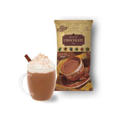 Mocafe Azteca D'oro 1519 Mexican Spiced Ground Chocolate