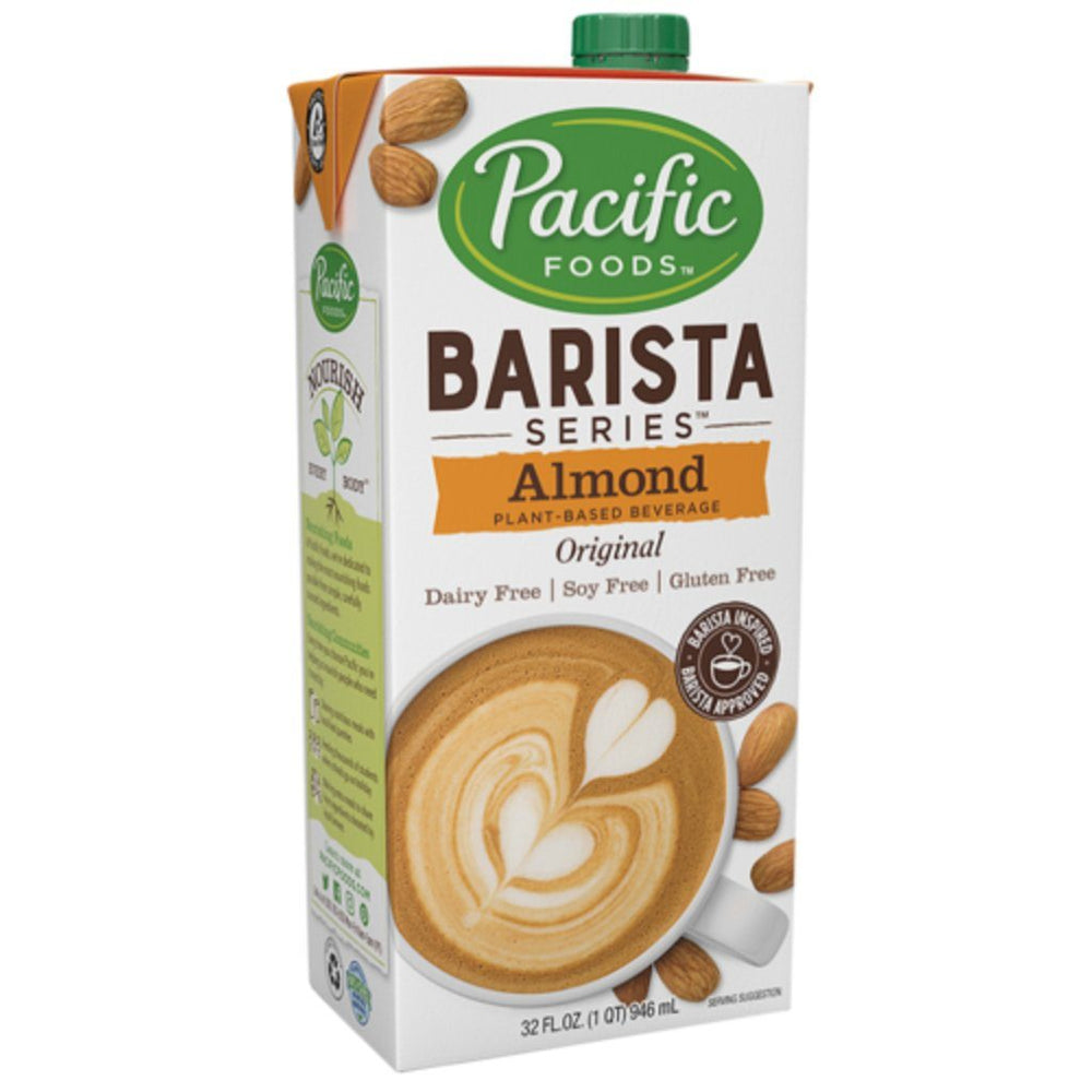 Pacific Barista Series Plant Based Beverage - Almond Original
