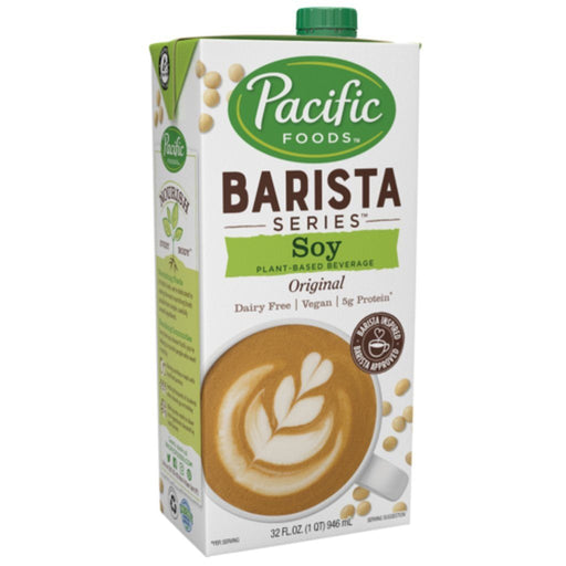 Pacific Original Soy Beverage - Barista Series