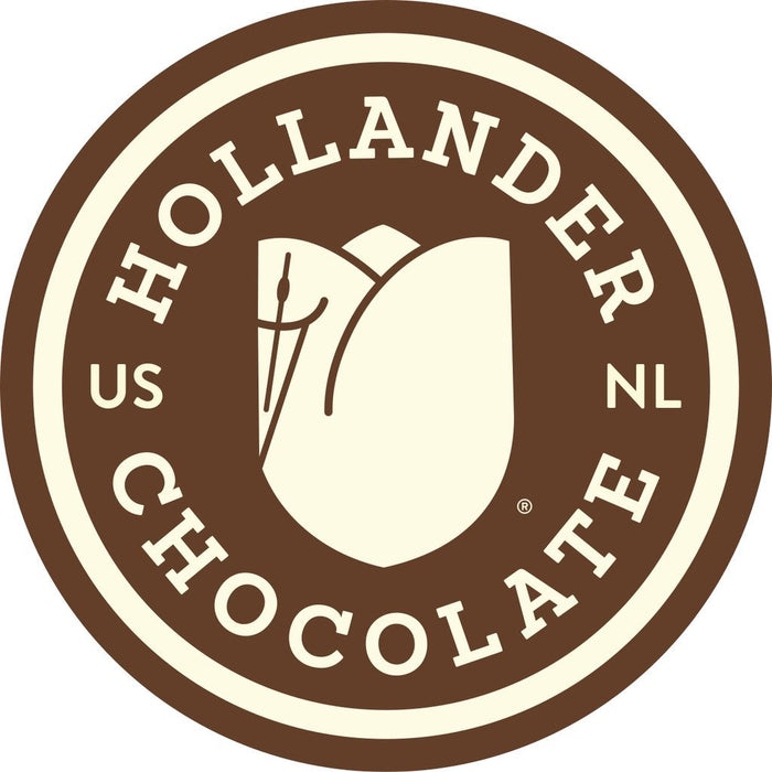 Hollander Barista Sauce - Sweet Ground Dutched Chocolate