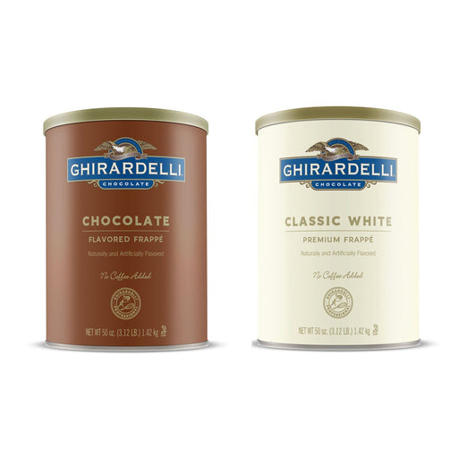Ghirardelli Frappe Mixes