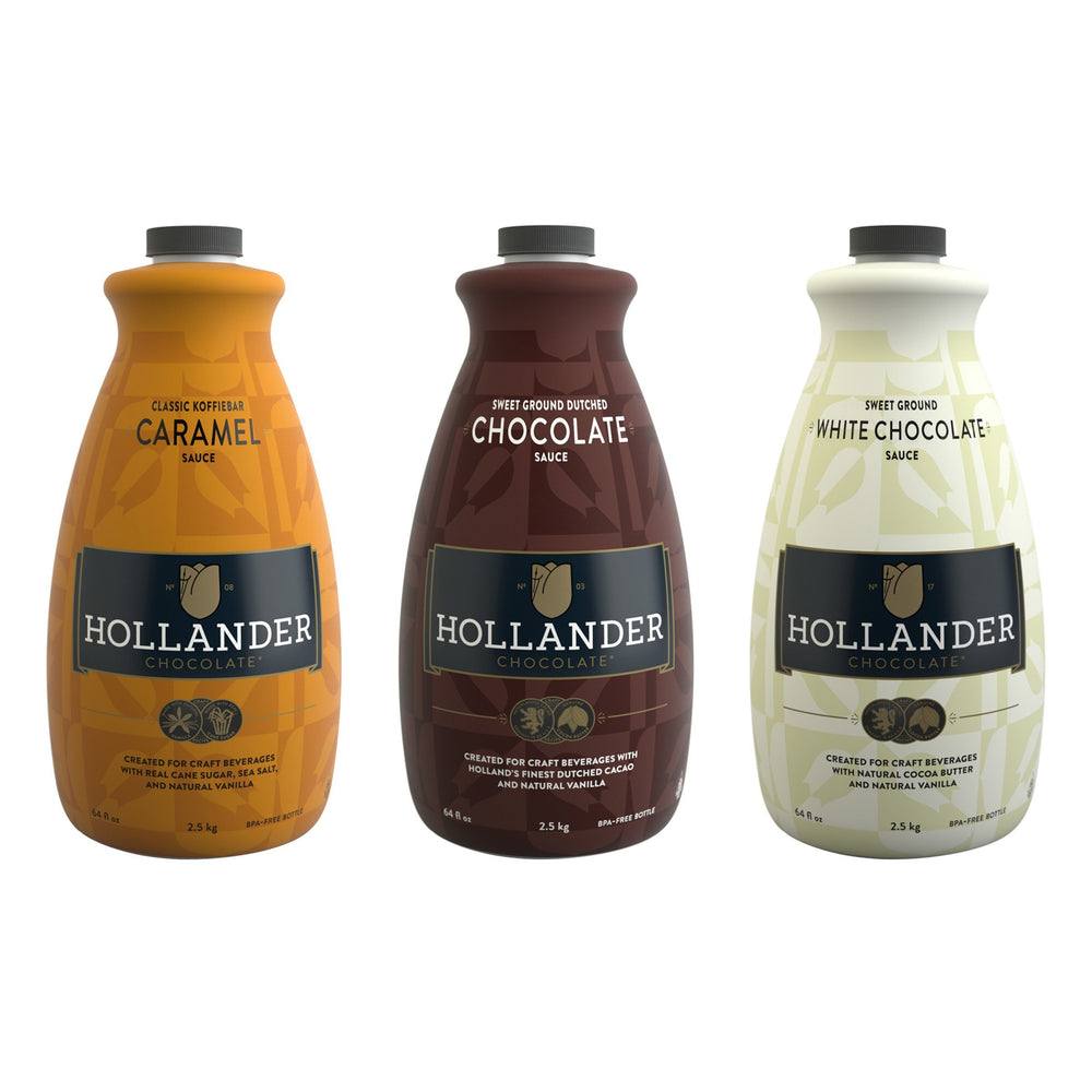 Hollander Barista Sauce Collection