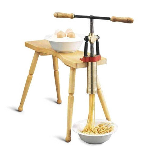 Bottene Hand Press Pasta Maker - Torchio Bigolaro