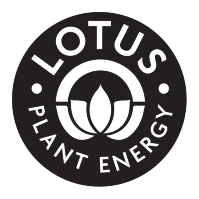Lotus Plant Energy - Cascara