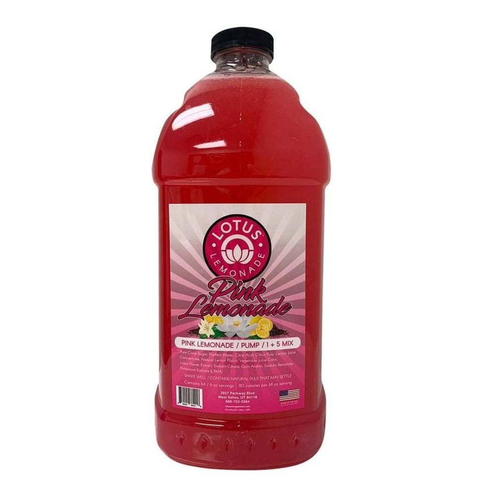 Lotus Plant Energy - Pink Lemonade (no caffeine)