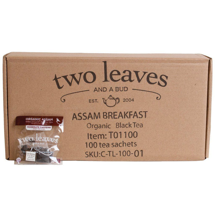 Two Leaves and a Bud Organic Tea - Assam
