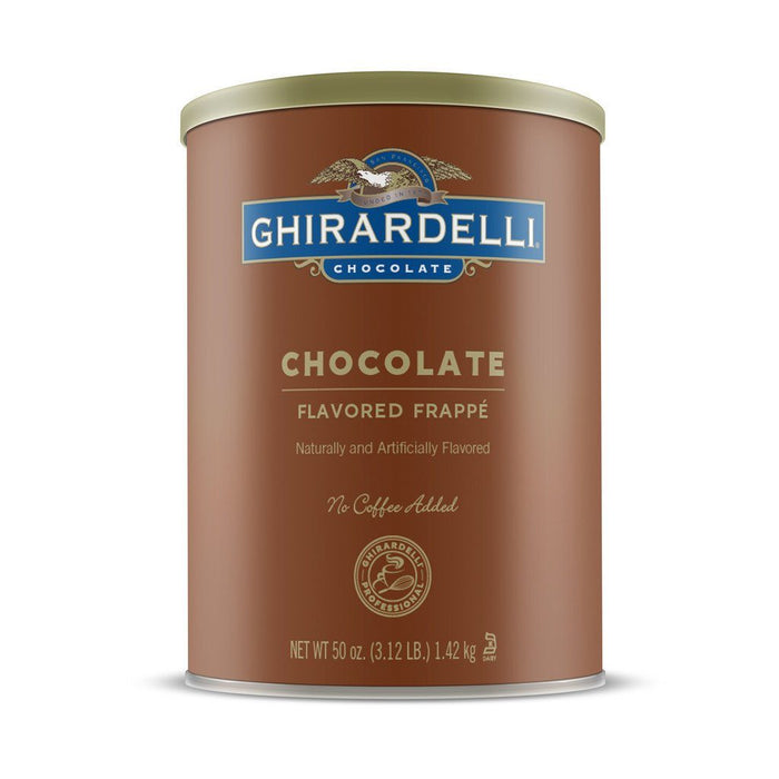 Ghirardelli Frappe Mix - Double Chocolate Frappe